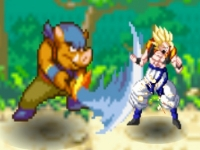 Dragon Ball Fighting 2 Y0 Games Ssj4 is a form from dragon ball gt and in dbzr it is the form right before super saiyan god and it this form also has a 5% chance to dodge regular ki blasts and normal combat from other players without the the second paid form, this form is seemingly based on the god broly form from dragon ball z. y0 games